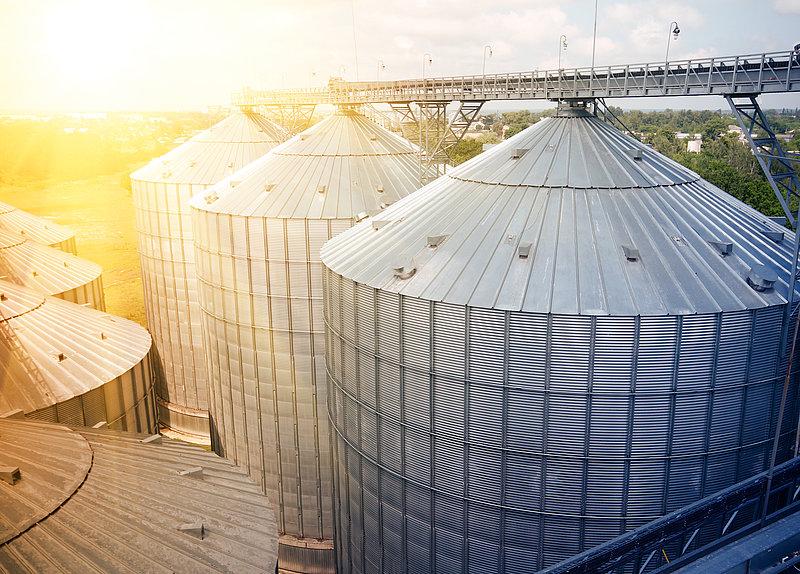 У Білій Церкві побудують сучасний комплекс  зі зберігання та переробки зерна