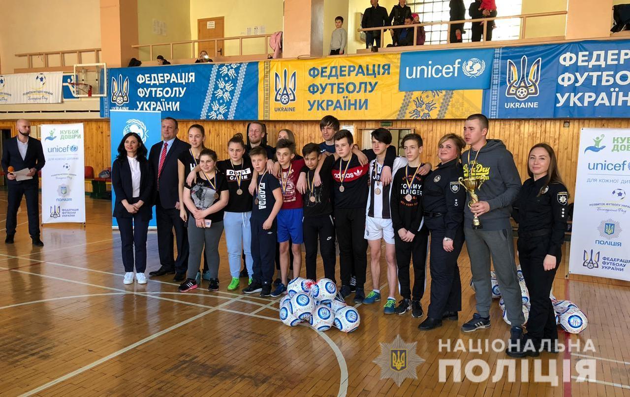 Юні футболісти Баришівки переможці регіонального етапу всеукраїнських змагань