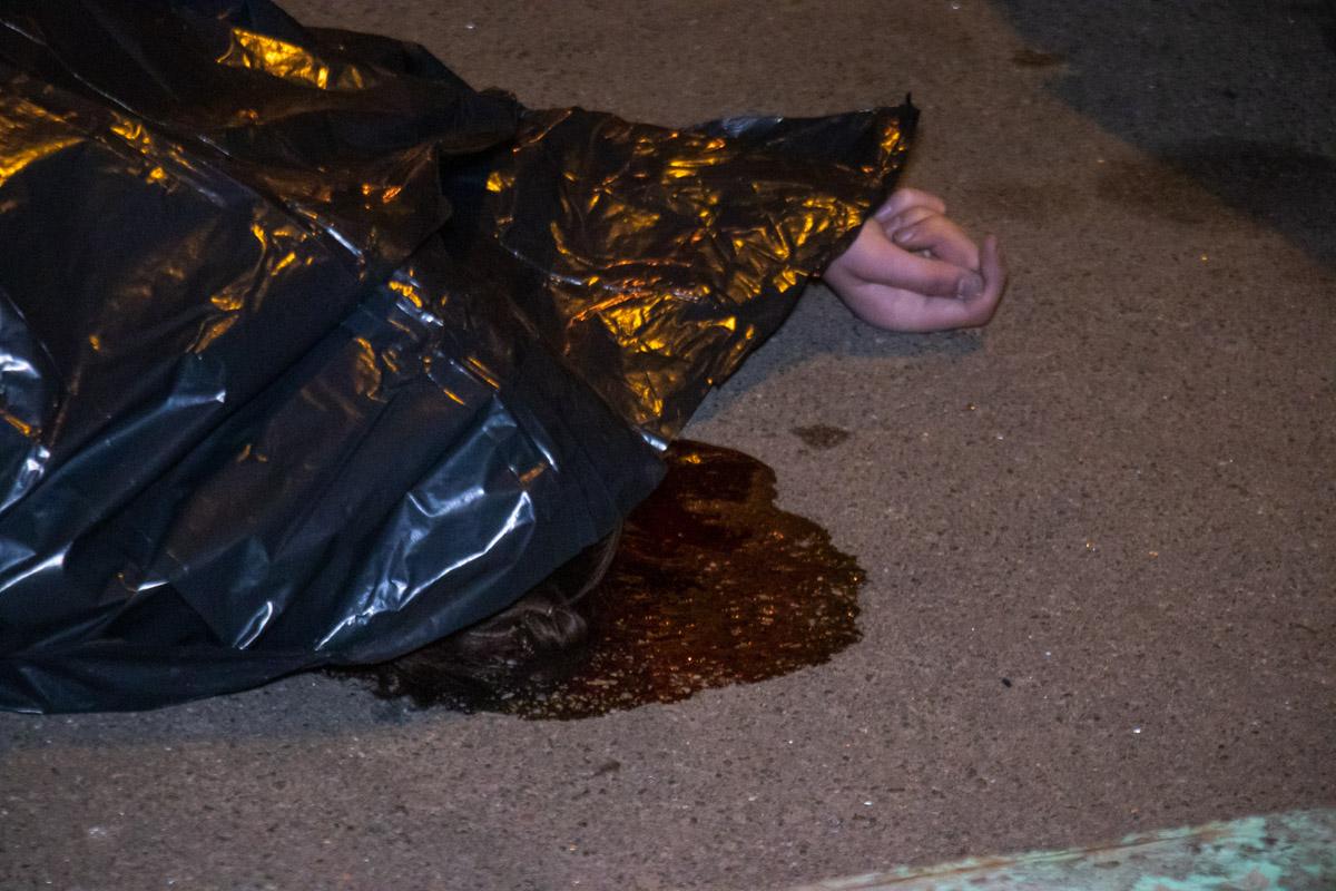 Прикра смерть: у Києві загинув хлопець, який вистрибнув з балкона висотки