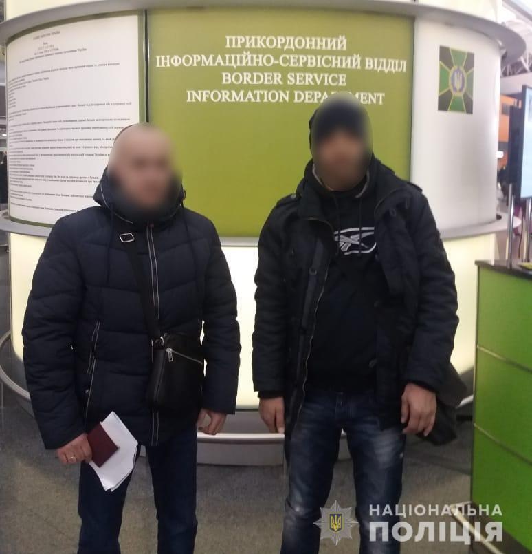 Правоохоронцями Київщини з України видворено іноземця