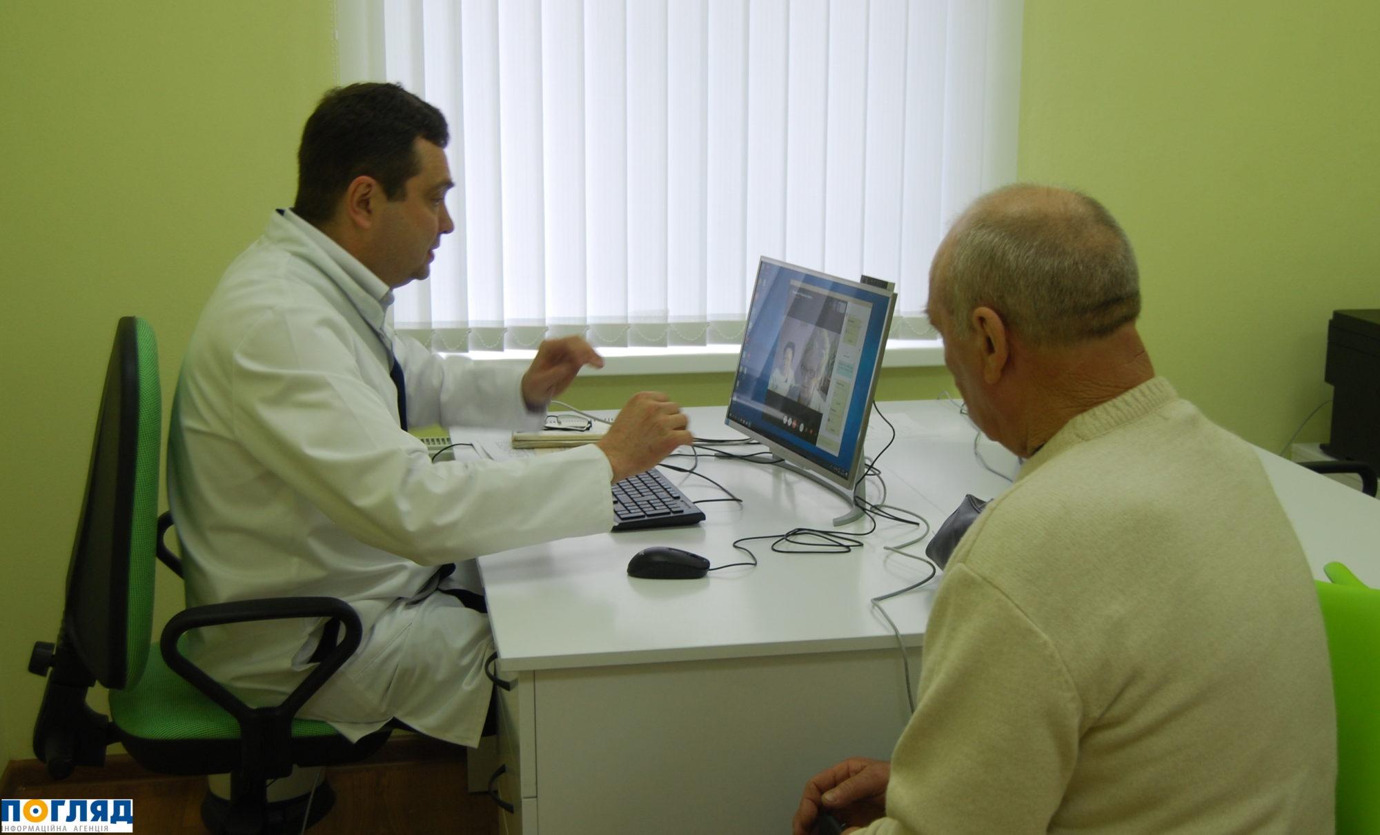Де на Васильківщині ще можна підписати декларацію з лікарем