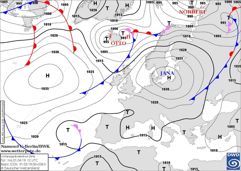 Погода на 2 квітня: сонячно і нічні заморозки - прогноз погоди, погода - 0104 pogod 4
