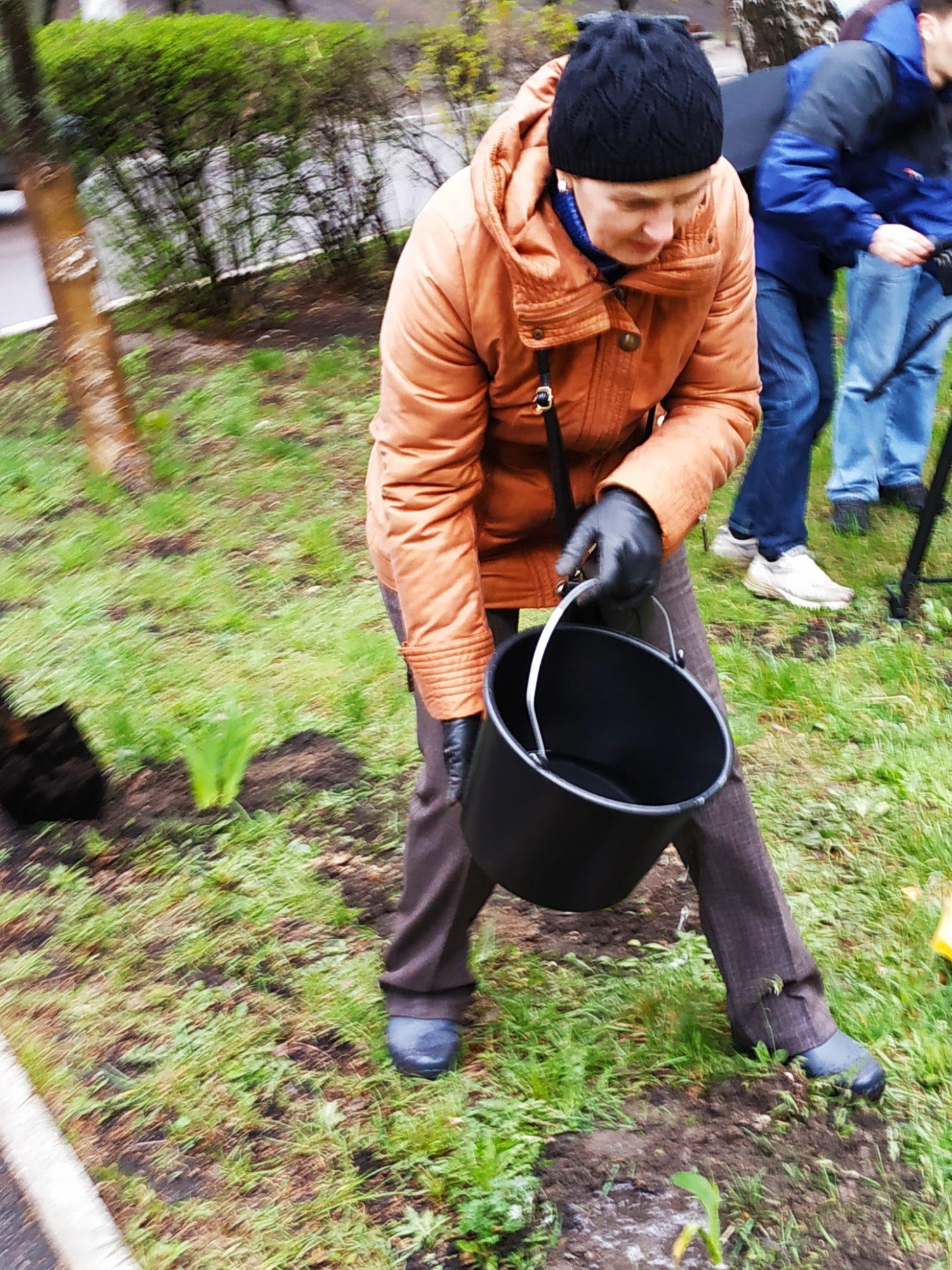 «Посади своє дерево»: у Вишгороді біля центральної райлікарні буде парк - київщина, екологія, Вишгородська районна рада, Вишгород - 0412 Toloka12 1500x2000