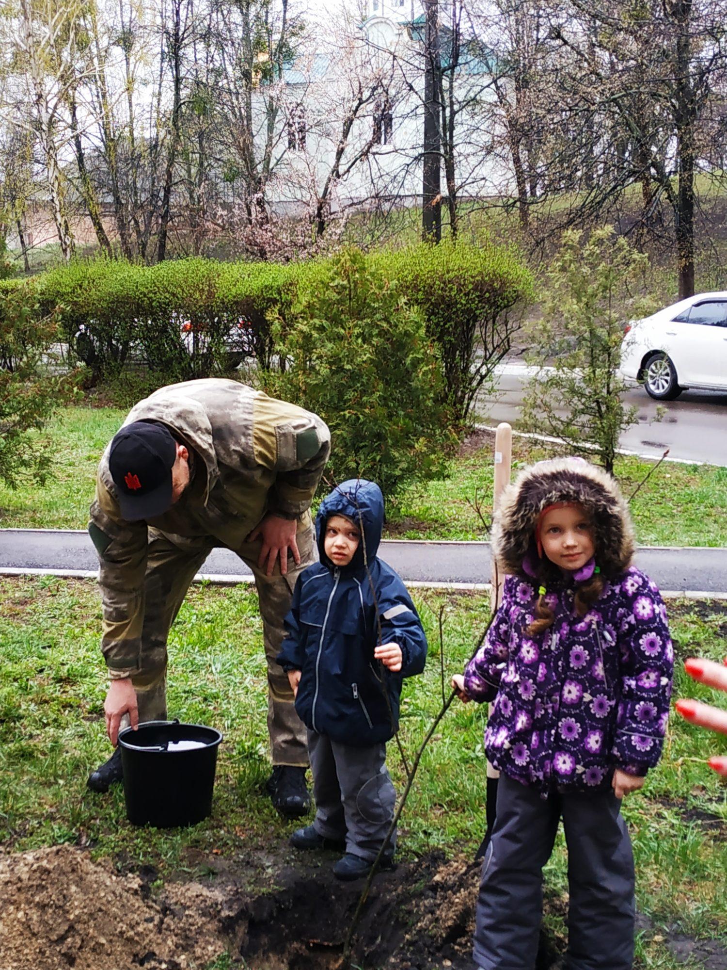 «Посади своє дерево»: у Вишгороді біля центральної райлікарні буде парк - київщина, екологія, Вишгородська районна рада, Вишгород - 0412 Toloka6 1500x2000