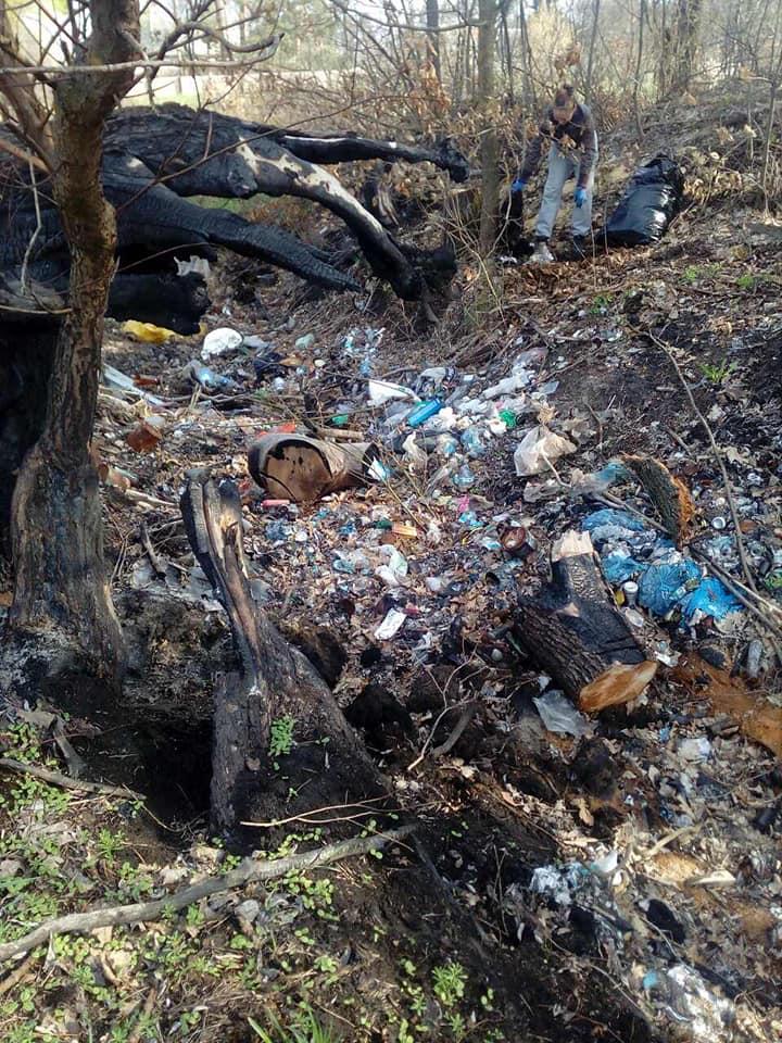 На Вишгородщині громади планують заробляти на смітті - сортування сміття, прибирання, київщина, екологія, вторсировина, Вишгородський район - 0418 Pirnove smittya1