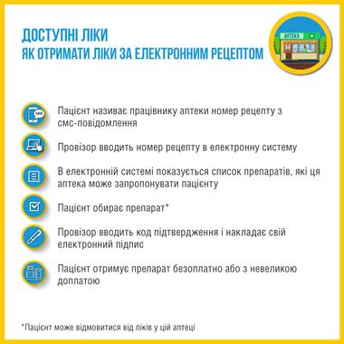 «Доступні ліки» тепер за електронними рецептами - Уляна Супрун, Електронний рецепт, доступні ліки - 10707 dl2