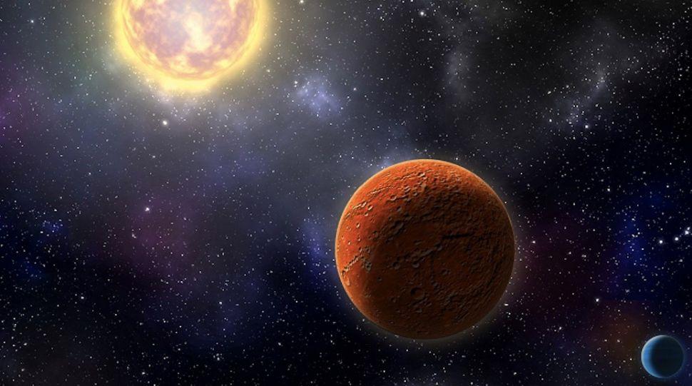 1604_planeta Космічний телескоп TESS відкрив першу екзопланету земного типу