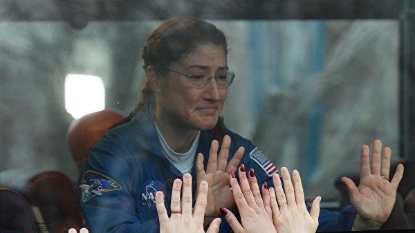 1704_koh2 NASA планує встановити новий рекорд по перебуванню жінки в космосі
