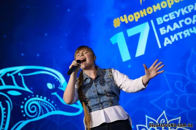 Юна співачка з Бородянки візьме участь у «Чорноморських іграх–2019» - Чорноморські ігри, співачка, Софія Жукова - 1704 spyvachka2