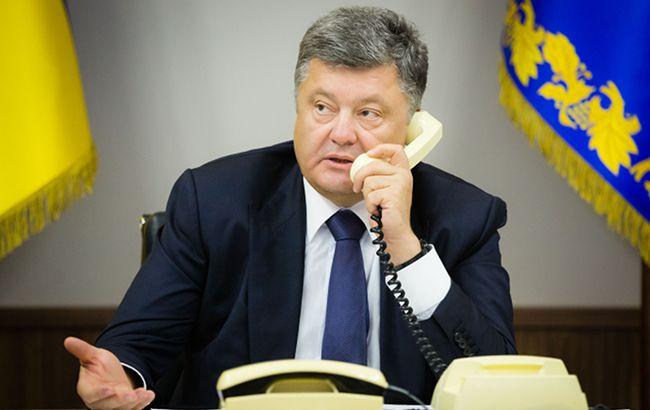1904_poroshenko4 «Дзвінок від Президента»: Українців особисто запрошують на вибори голосом Порошенка