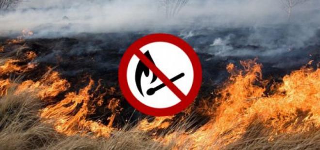 Рейд рятувальників: на Білоцерківщині перевірятимуть заборону на випалювання трави - Білоцерківський район - 20190301131420