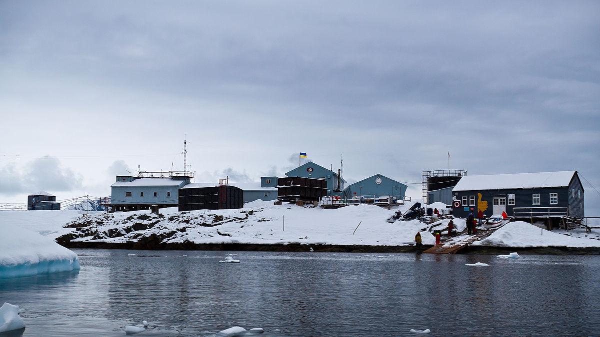 2104_vernadskyj2 На Антарктиді більшість проголосувала за Порошенка