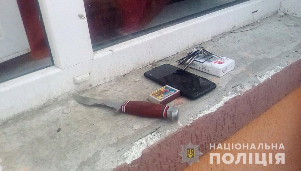 На Макарівщині поліцейські спіймали на «гарячому» квартирного злодія - крадій, крадіжка - 2404 krazha2