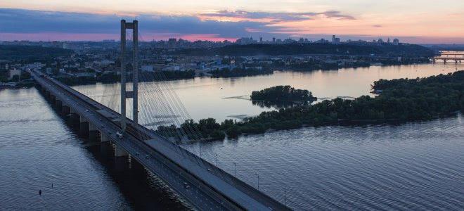 Вже у квітні водність Дніпра біля Києва очікується 51% від норми - річки - 304 dnepr