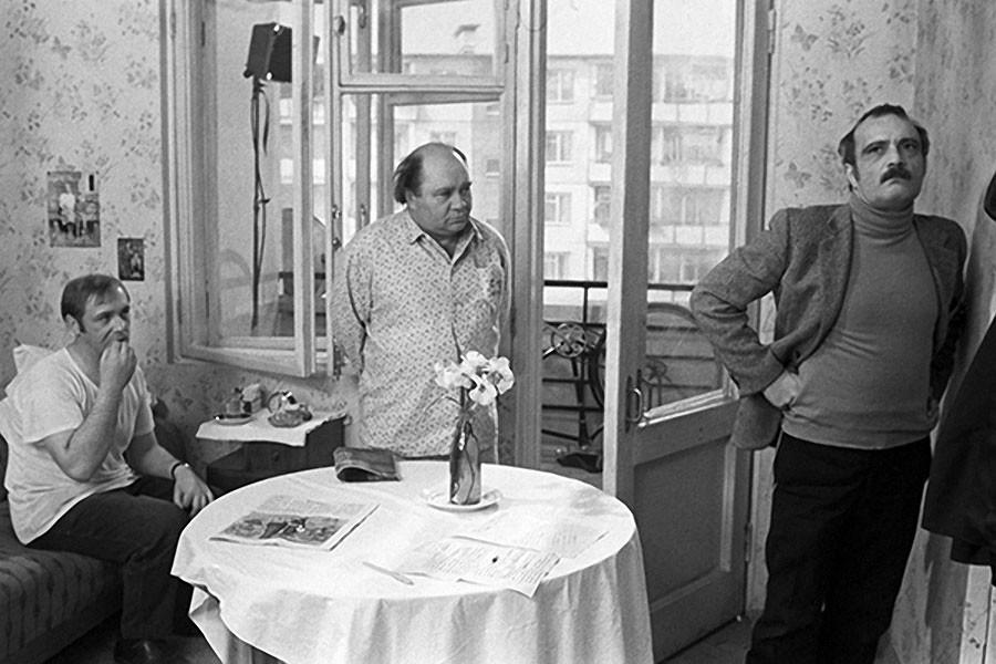 """3494918_900 """"Міміно"""", """"Кін-дза-дза"""" ,""""Афоня"""": помер класик радянського кіно - Георгій Данелія"""