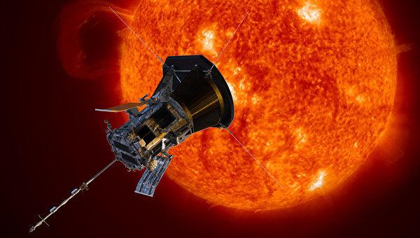 504_nasa Зонд НАСА «Паркер» занурився в Сонце