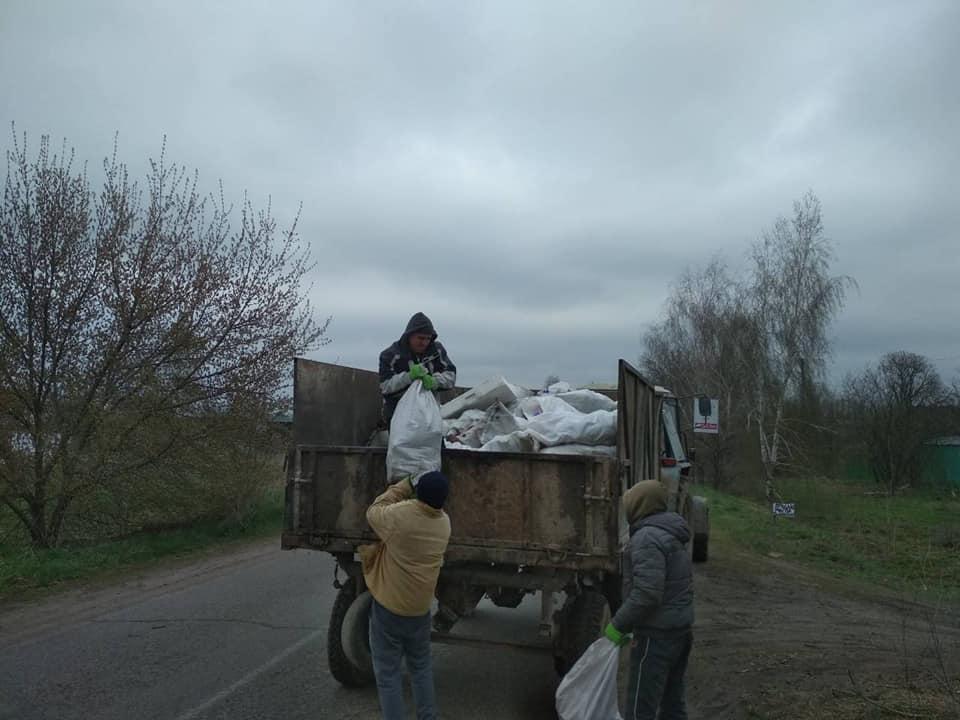 Васильківщиною «прокотилися» толоки
