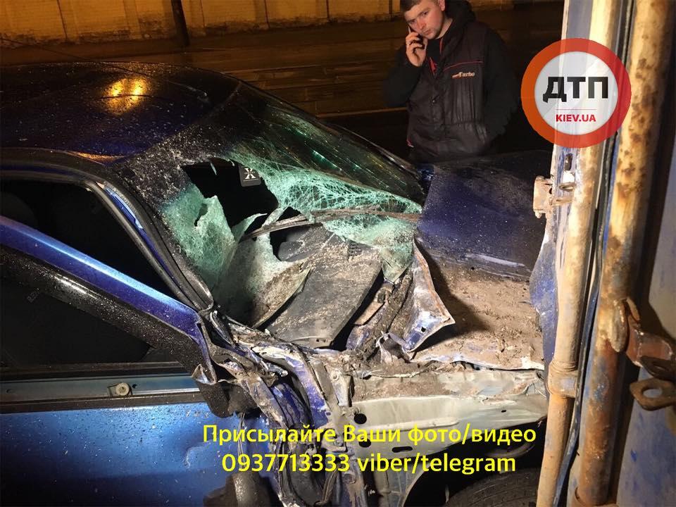 У Києві водій Uber влаштував ДТП та втік -  - 56915792 1304114889754401 7015584964959797248 n