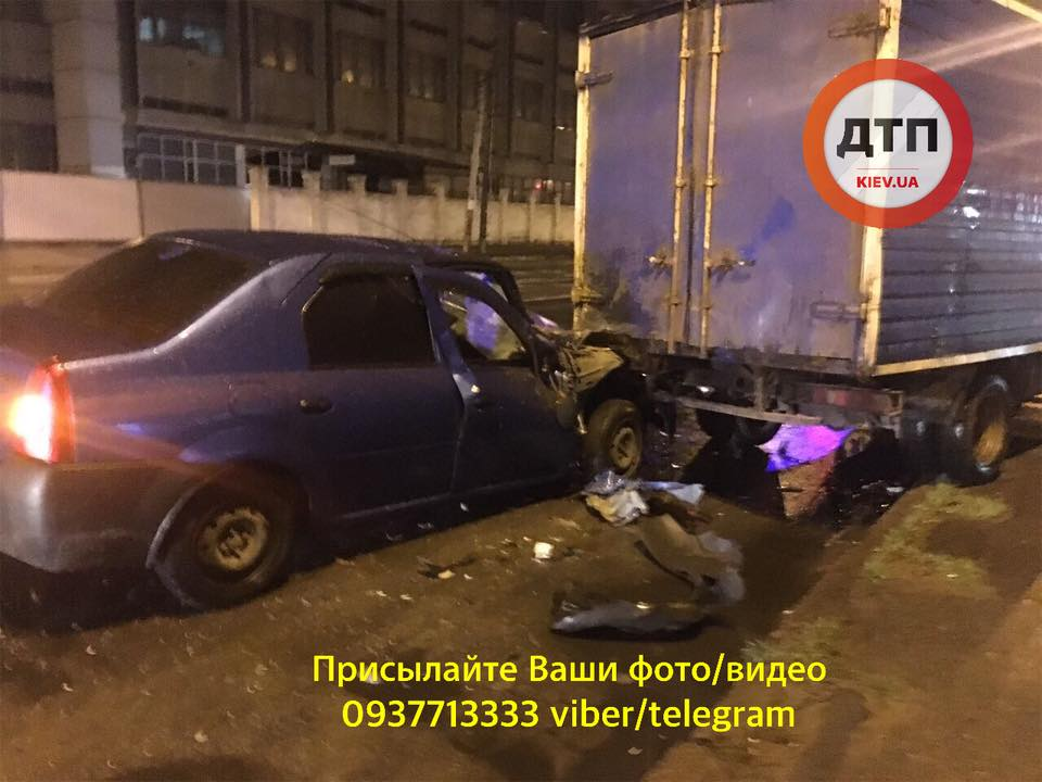 У Києві водій Uber влаштував ДТП та втік -  - 57101583 1304114976421059 8876094630706282496 n