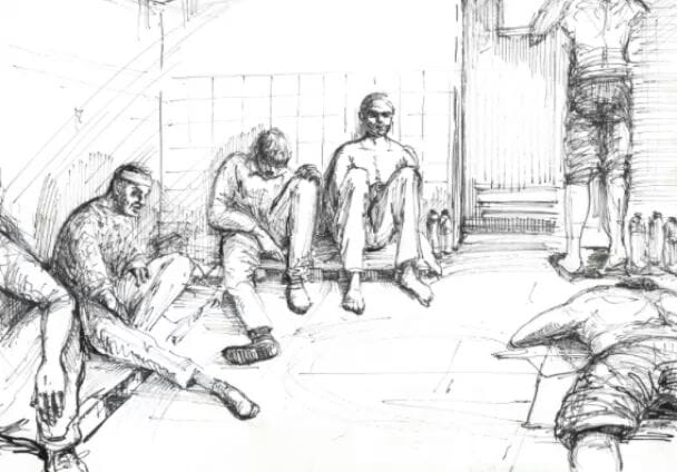 57165964_318620025493916_5658003256471715840_n В столиці відкриється виставка художника Сергія Захарова присвячена війні на Донбасі