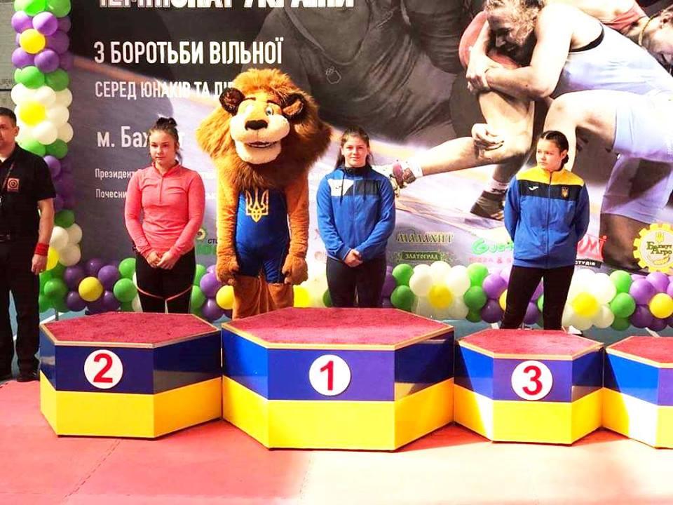 Чемпіонат України з вільної боротьби: у броварчан золото, срібло та п'ять бронзових медалей -  - 57555407 2108571875886271 1727540398840086528 n