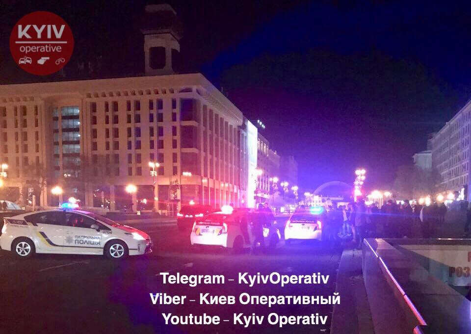 У Києві злочинці поранили поліцейського та викрали Toyota Prius -  - 57577025 706628039733285 6794674730839310336 n