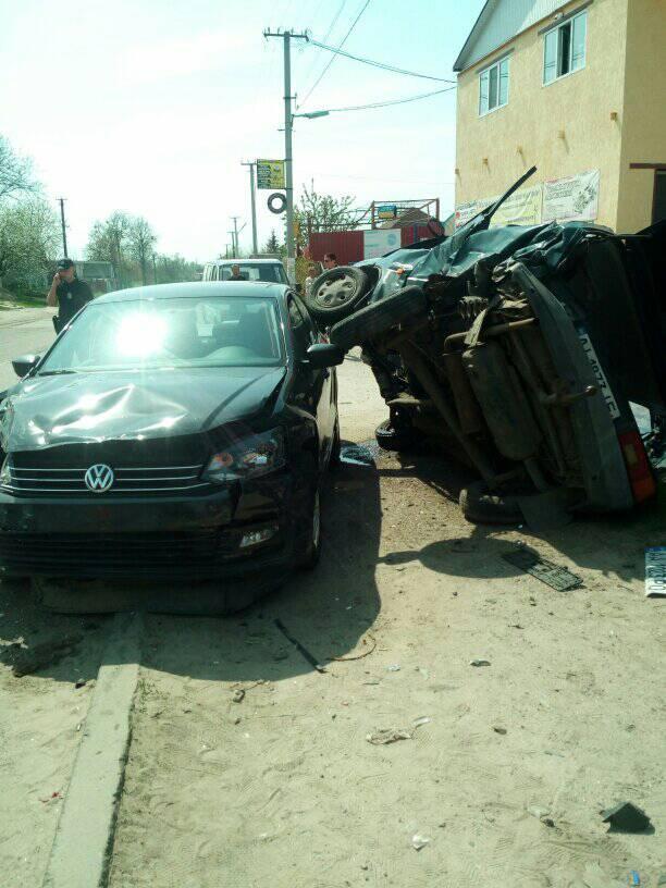 ДТП із постраждалими сталася на Бориспільщині -  - 58461545 312446882767607 6735616035711352832 n