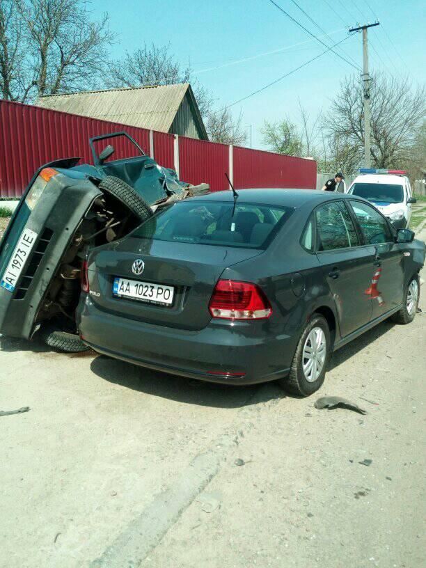 ДТП із постраждалими сталася на Бориспільщині -  - 58647081 312446922767603 8851595634738724864 n