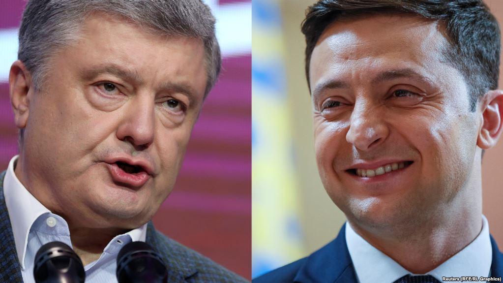 Дебати між Порошенком та Зеленським можуть відбудутися двічі - передвиборча агітація, кандидати в президенти, Другий тур, дебати, Вибори президента України 2019 - FA4688FD 6480 4B53 8EB2 2DA59ECF332F w1023 r1 s