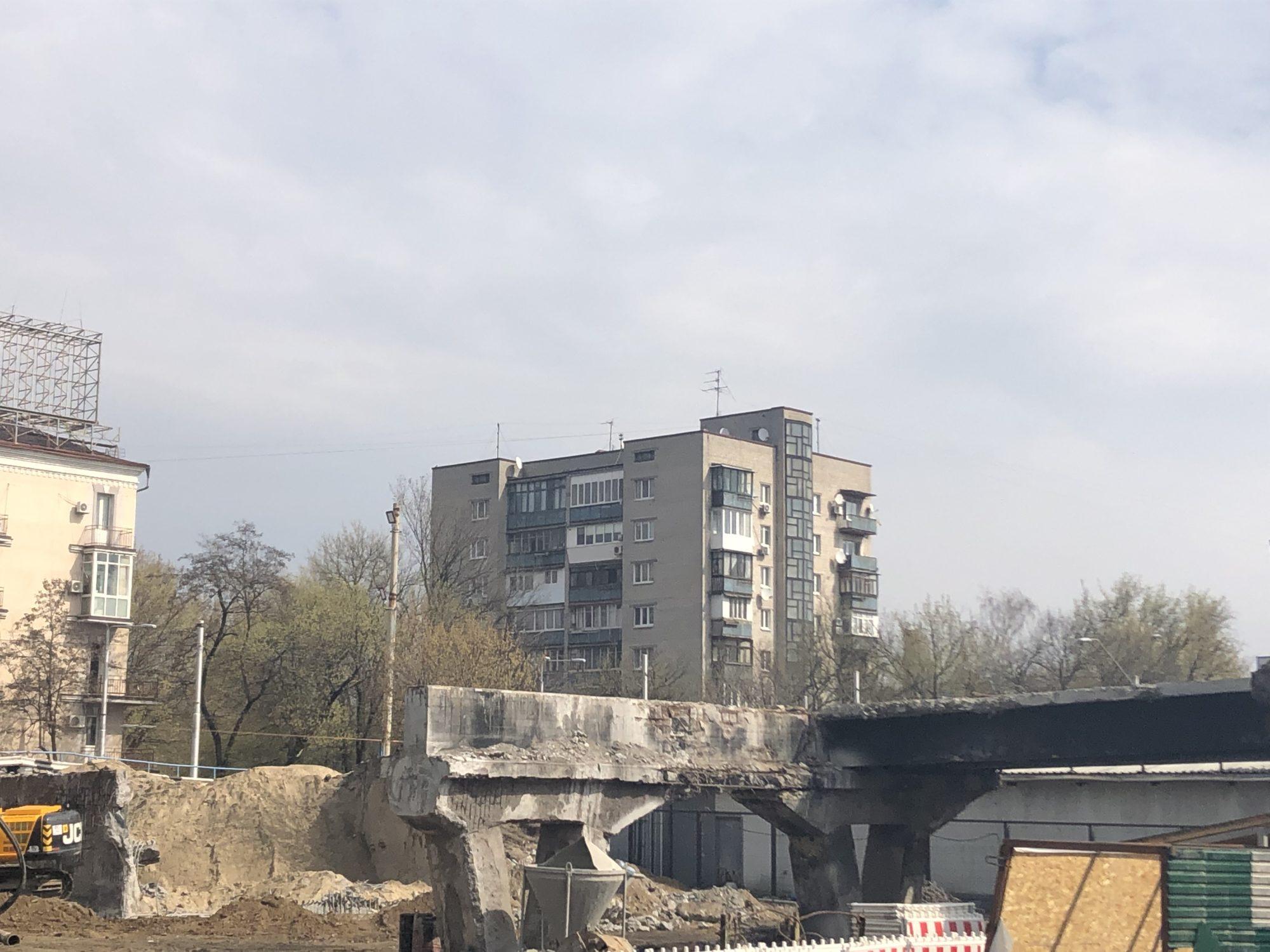 Хроніки Шулявського шляхопровіду. Як рухається будівництво (фоторепортаж) -  - IMG 7989 2000x1500