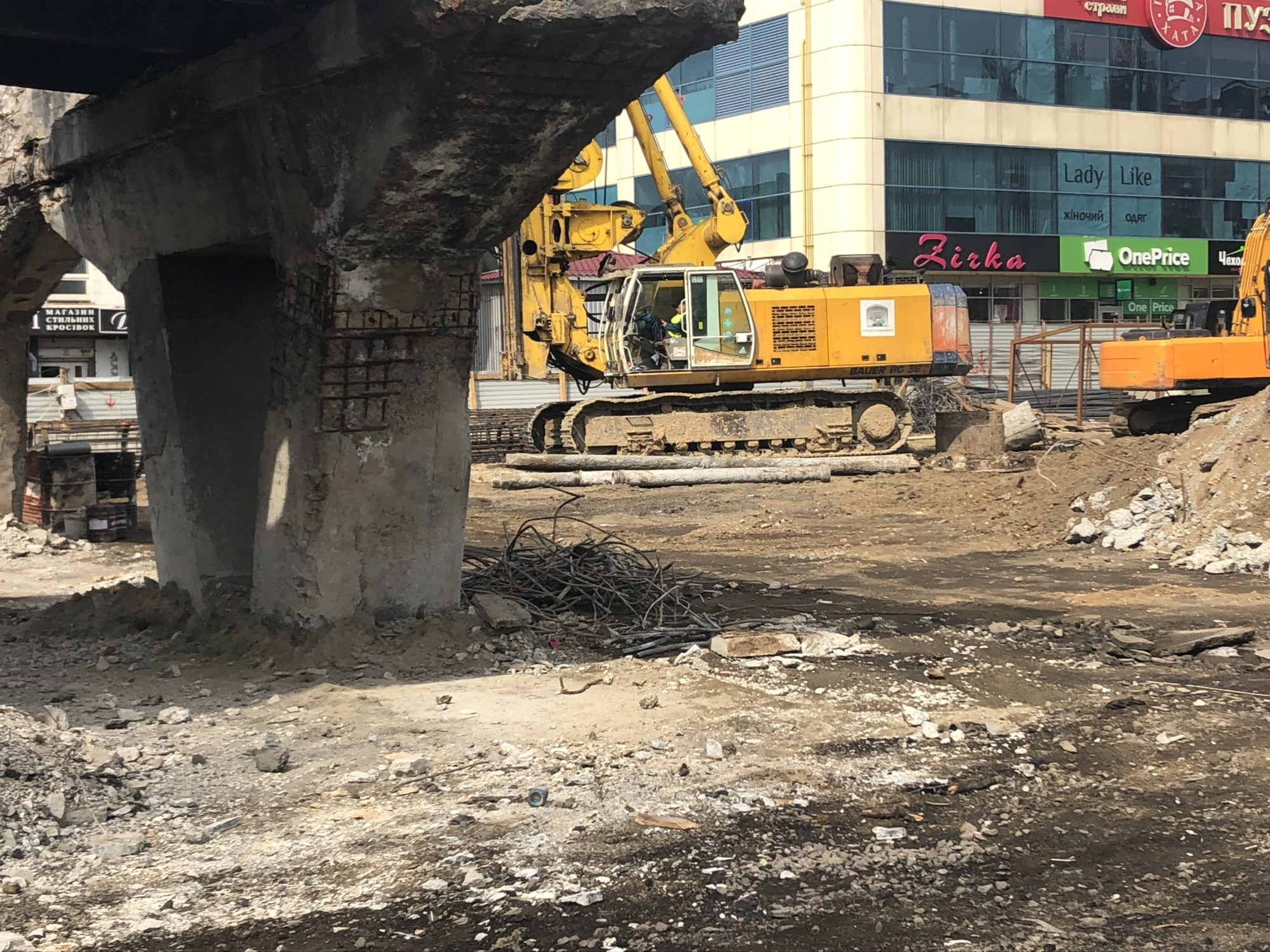 Хроніки Шулявського шляхопровіду. Як рухається будівництво (фоторепортаж) -  - IMG 7999 1 2000x1500