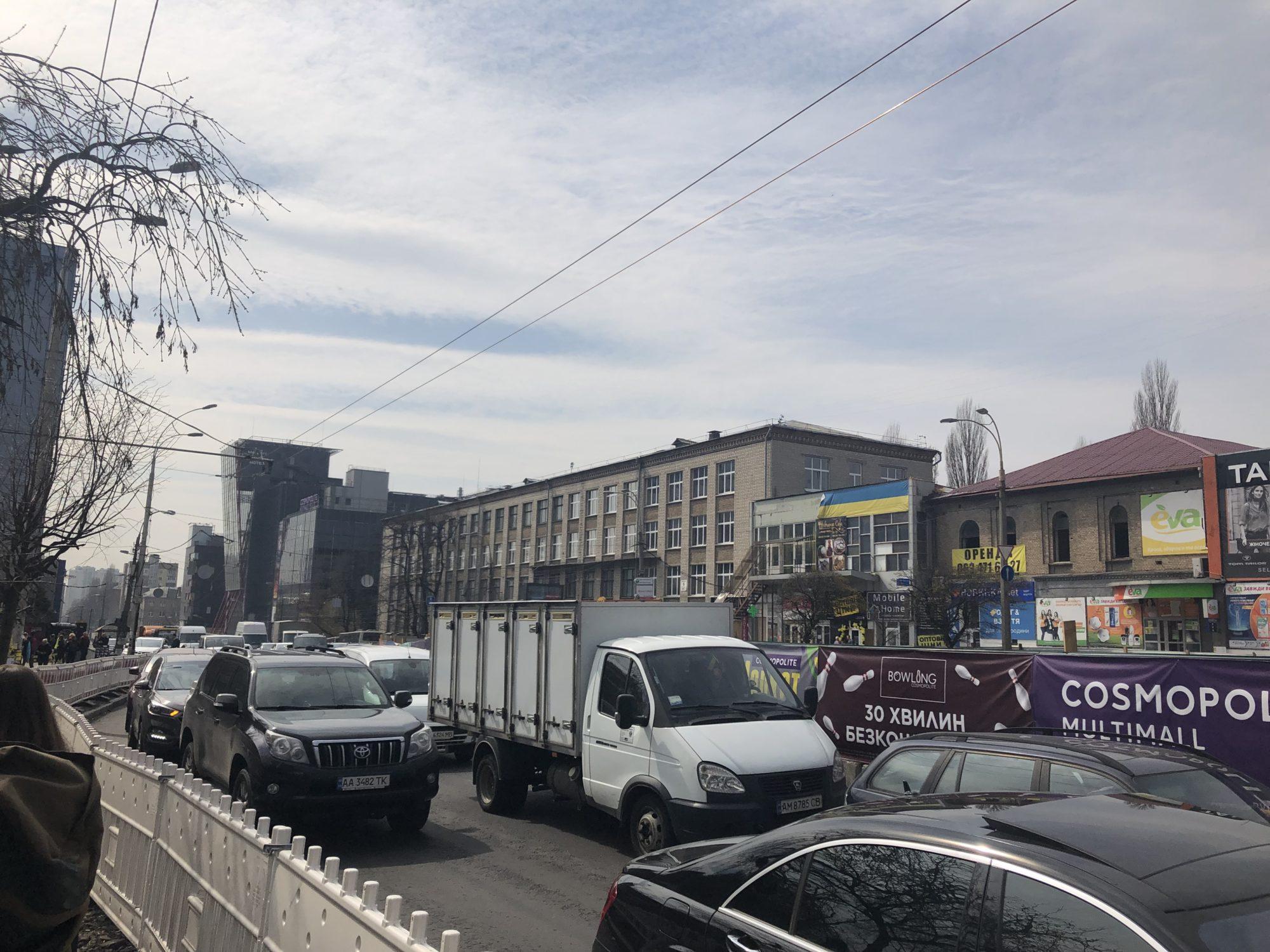 Хроніки Шулявського шляхопровіду. Як рухається будівництво (фоторепортаж) -  - IMG 8012 1554883070 2000x1500