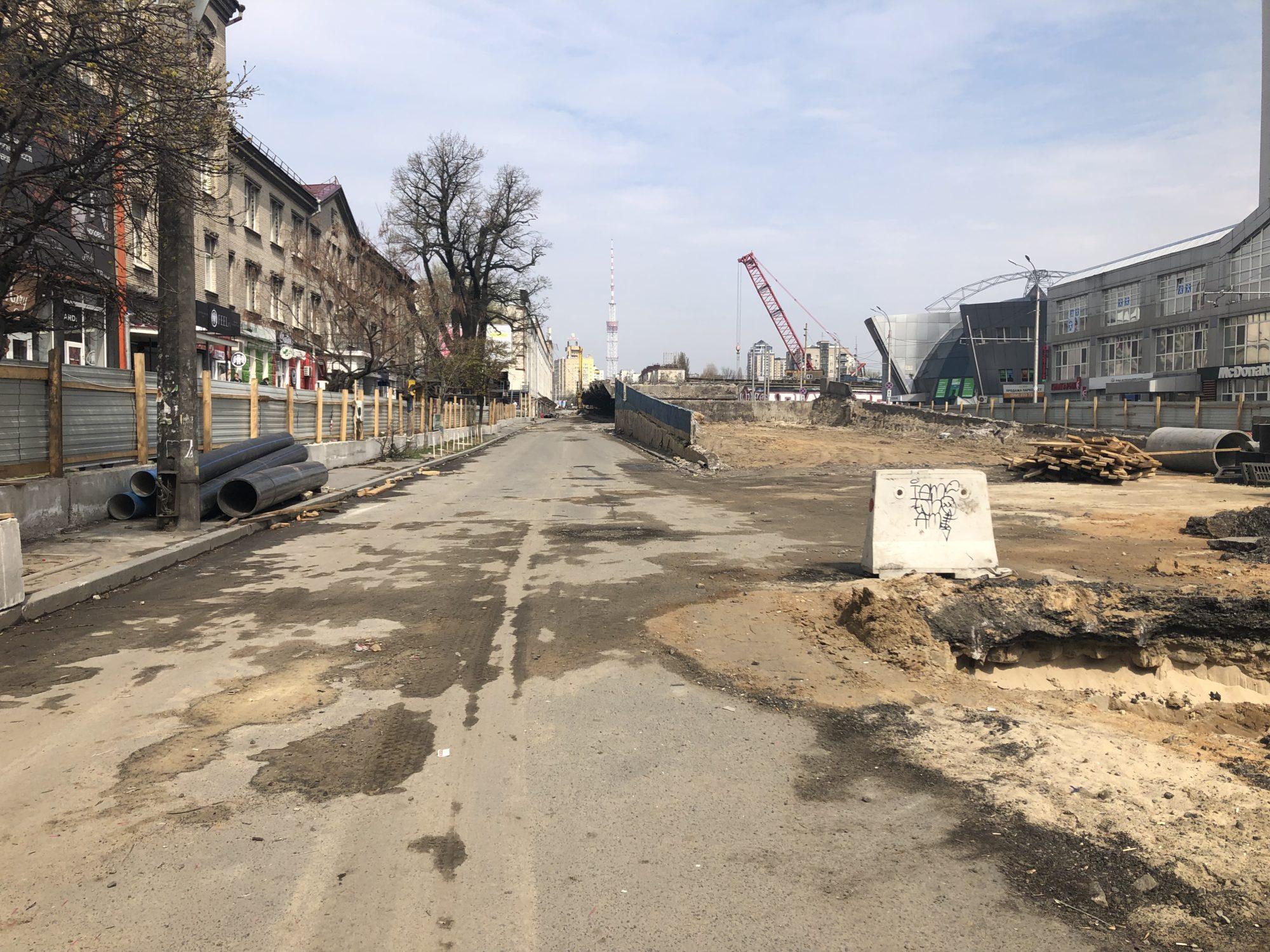 Хроніки Шулявського шляхопровіду. Як рухається будівництво (фоторепортаж) -  - IMG 8021 2000x1500