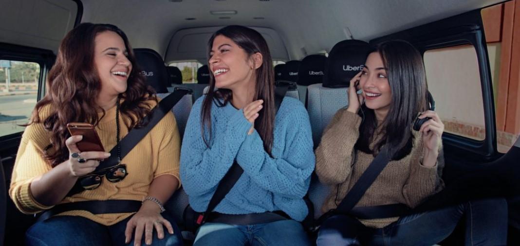 Uber-Shuttle Uber запустить новий сервіс для жителів спальних районів та області