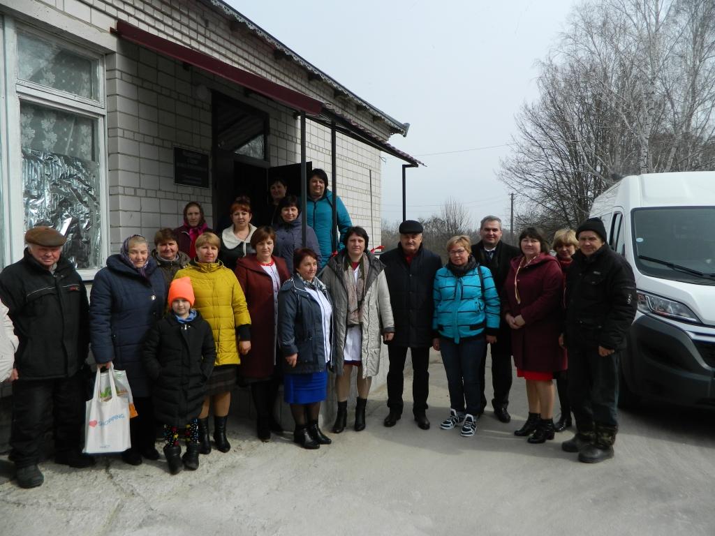 Ремонт фельдшерського пункту - свято для всього села - Яготин, Годунівка - bbf2b52310dfe79435c84f2d945d8d71
