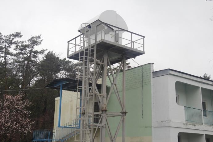На Київщині відкрили космічну обсерваторію -  - d4e2043 210b46f28a60f8525dde0626de1b15cc32ca796c