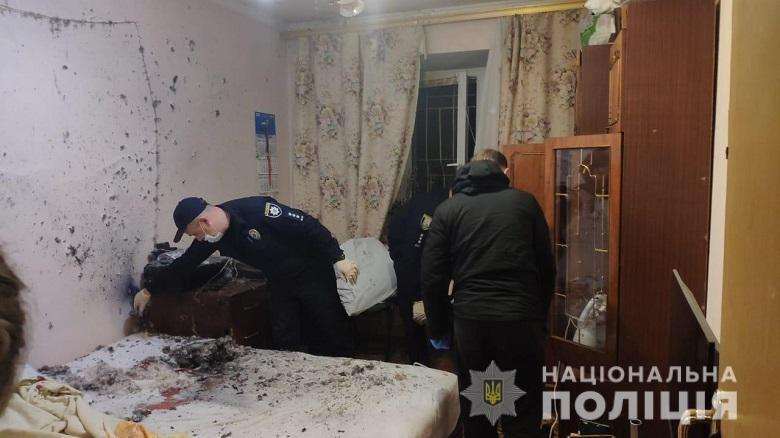 darnutsa28042019 У Києві від вибуху гранати загинуло двоє людей - 28.04.2019