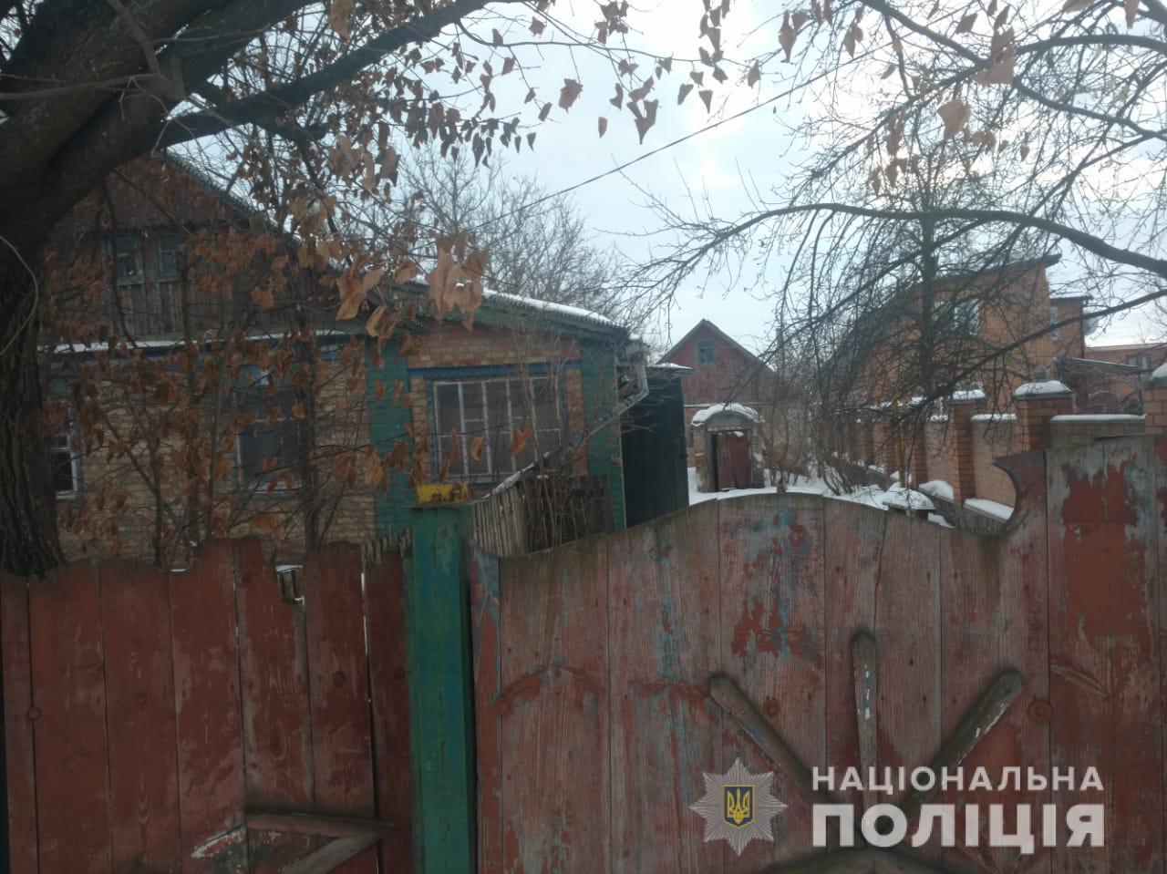 У Фастові затримали чоловіка, підозрюваного у вбивстві - Фастів, поліція Фастова, затримання, вбивство - fastiv1