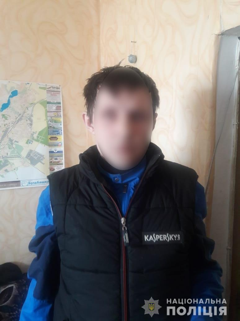 У Фастові затримали чоловіка, підозрюваного у вбивстві - Фастів, поліція Фастова, затримання, вбивство - fastiv3