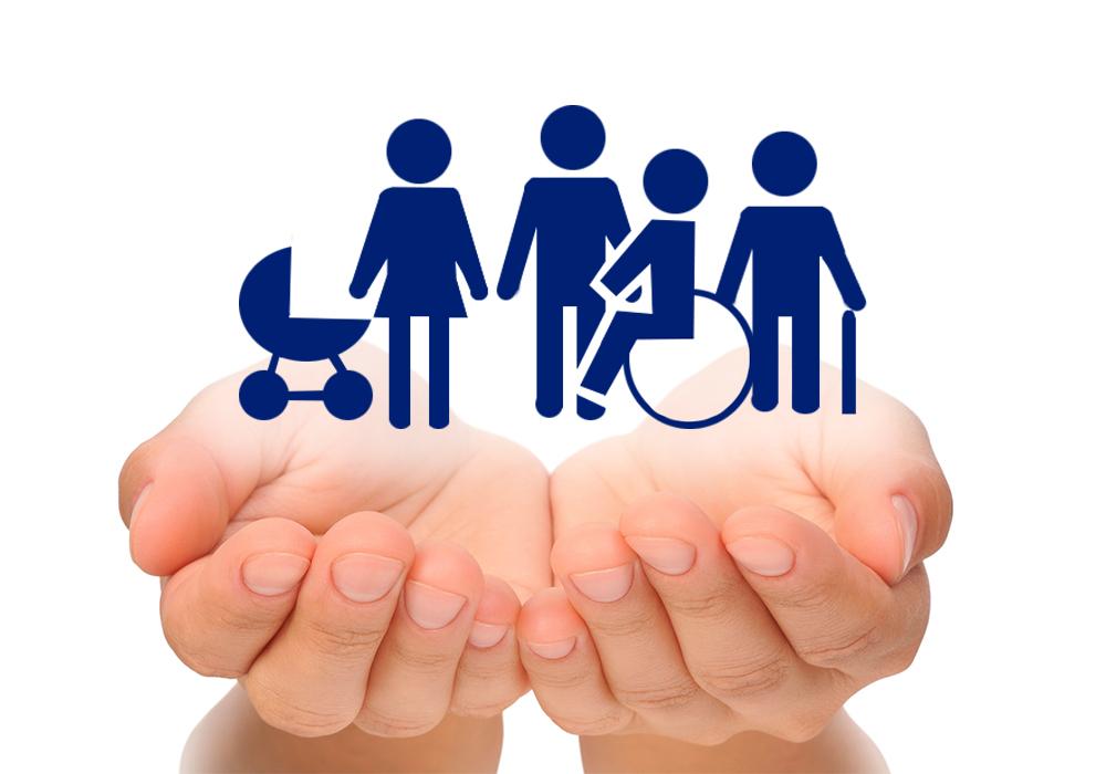 Новий закон: соціальні послуги мають надавати професіонали -  - sotsialnaya pomoshch klipart