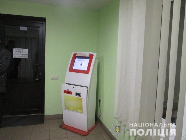 terminal2 В Іванкові оперативно затримали крадія грошей з терміналу