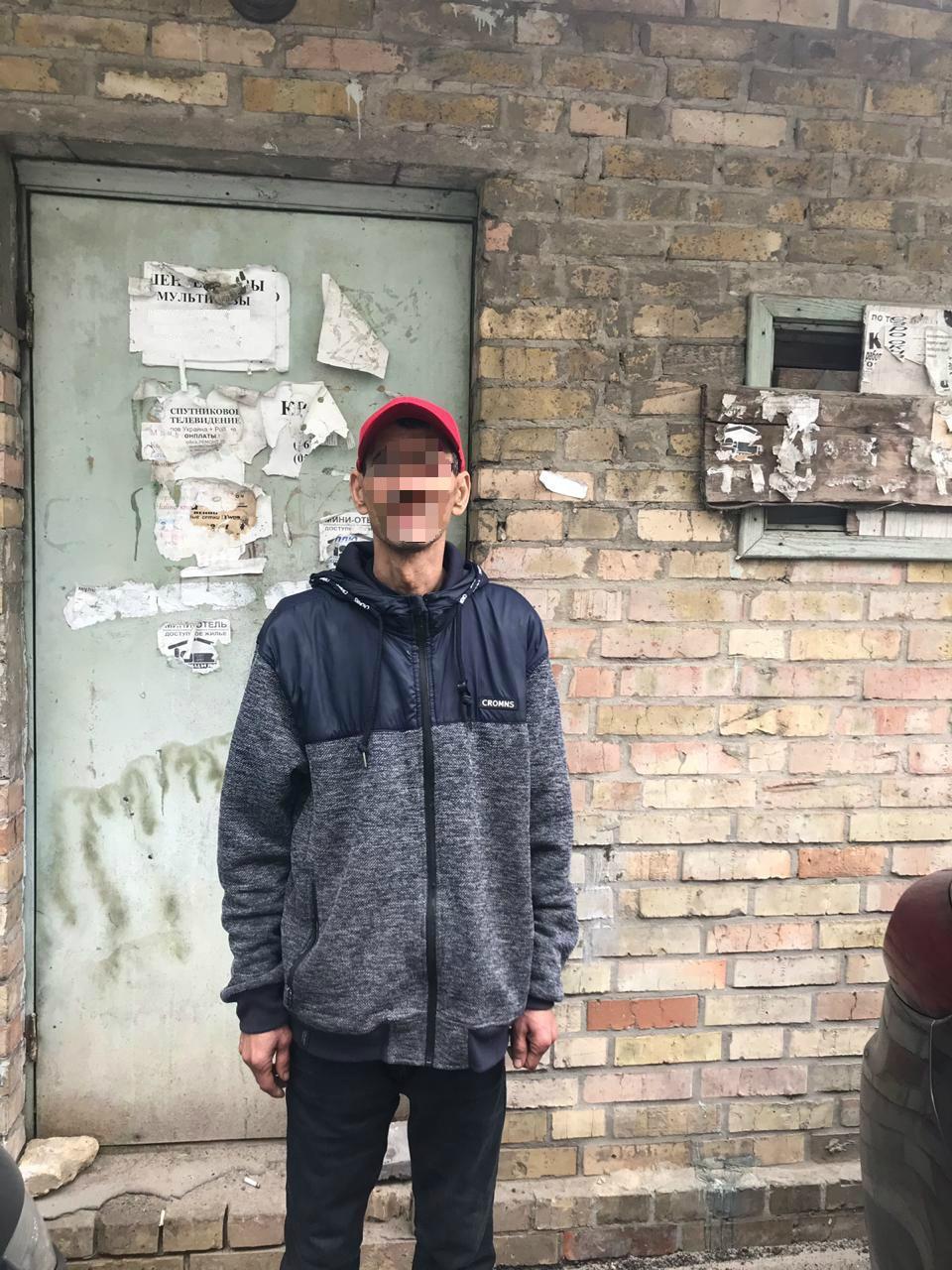 """Продавець шаурми виявився хворим на туберкульоз - рейд, операція """"Мігрант"""", Київ - 0513 Migrant2"""
