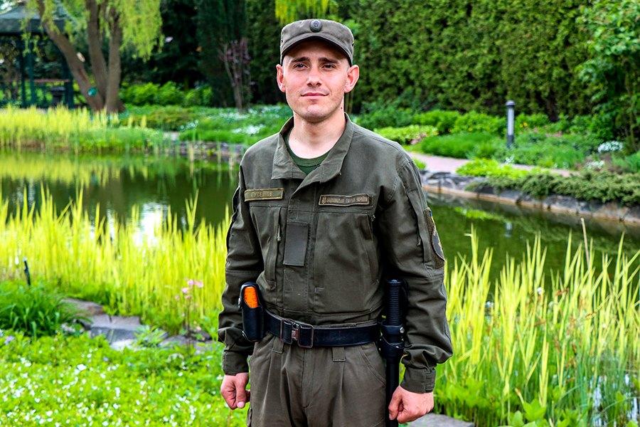 0516_Gusejnov На Вишгородщині гвардієць врятував дитину з глибокого ставка