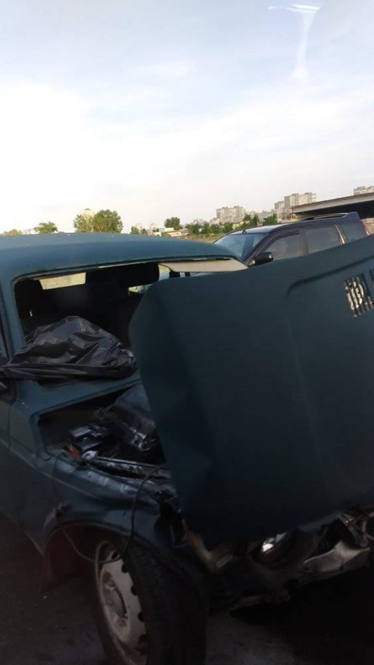 Смертельна аварія неподалік Вишгорода - смертельна аварія, київщина, ДТП, Вишгородський район - 0517 Avariya Bogatyrska2