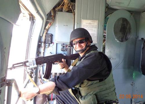 Сергій Кульчицький став першим офіцером у званні генерала, що віддав життя за Україну - Україна, військовослужбовці, АТО - 0529 Kulchyytskyj5