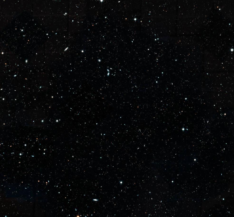 Фото дня: опублікована найдетальніша світлина Всесвіту - хаббл, відкритий космос, NASA - 0605 kosmos