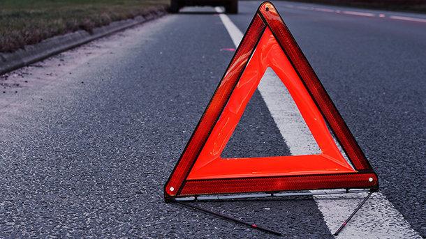Лобове зіткнення поблизу Бородянки: автомобілі зім'яло як бляшанки (ВІДЕО) - ДТП, Аварія - 0705 dtp