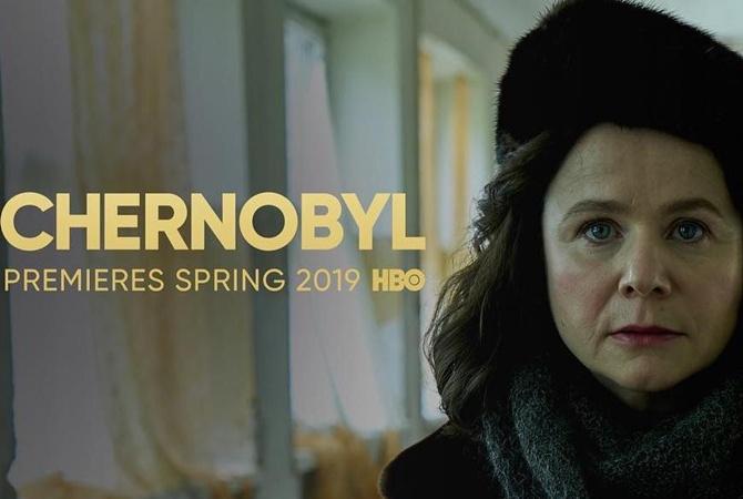 Серіал про аварію на Чорнобильській АЕС найперший в рейтингу по всьому світу -  - 1 182