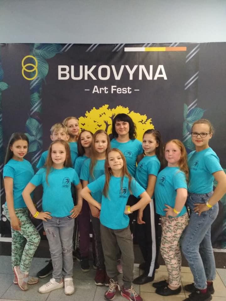 1-6 Вихованці Гореницького будинку культури - в числі кращих виконавців Міжнародного фестивалю-конкурсу «Bukovyna Art fest»