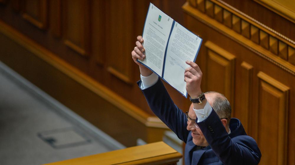У Верховній Раді підписали закон про українську мову - Українська мова, мовний закон, законопроект, державна мова, Верховна Рада України - 1000x560 hroxrkcvhwnn09xkzicg